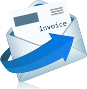 Fast, Easy & Convenient invoicing
